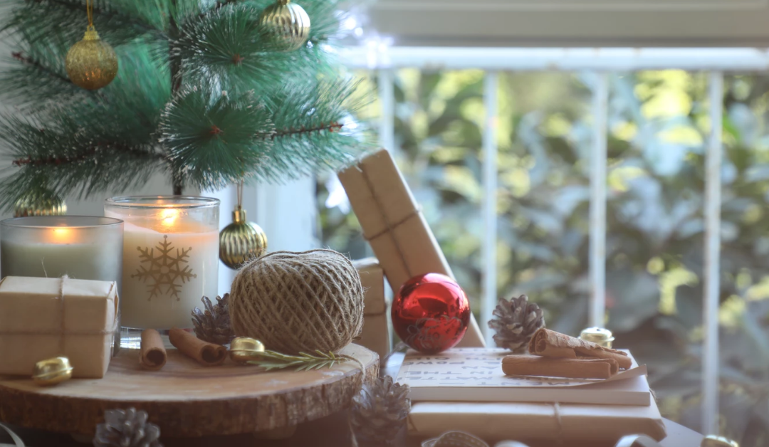 December holiday decorations