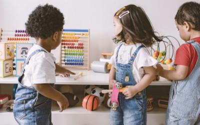Kindergartener Development