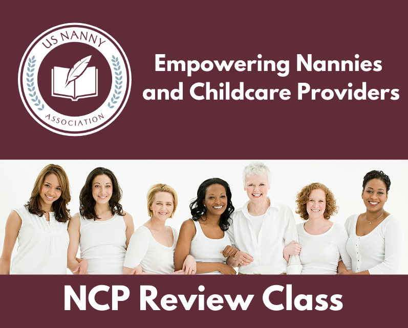 group of women for nanny review class