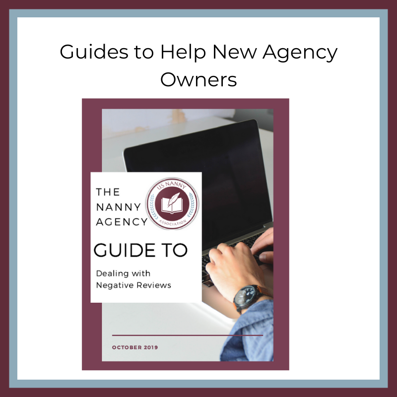 cover of new agency owner guide book